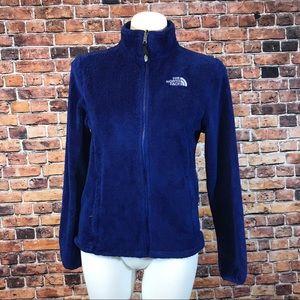 Dark Blue Women's North Face Jacket